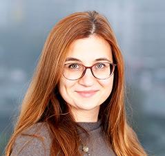Kulturwissenschaftlerin Tatsiana Haiden