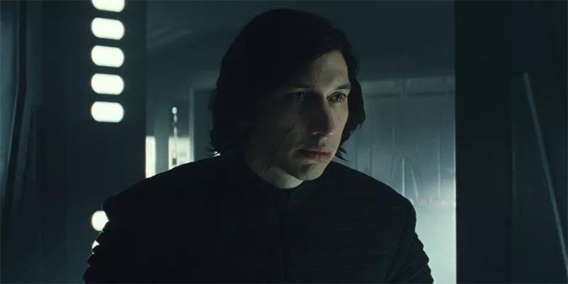 "Adam Sandler in ""The Last Jedi"""