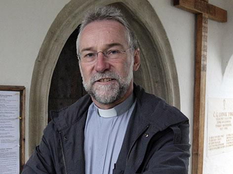 Josef Marketz, ehemaliger Caritasdirektor Kärnten und neuer Bischof der Diözese Gurk-Klagenfurt