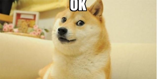OK Boomer Ursprungs Meme Hund