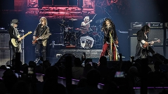 Band Aerosmith Konzert