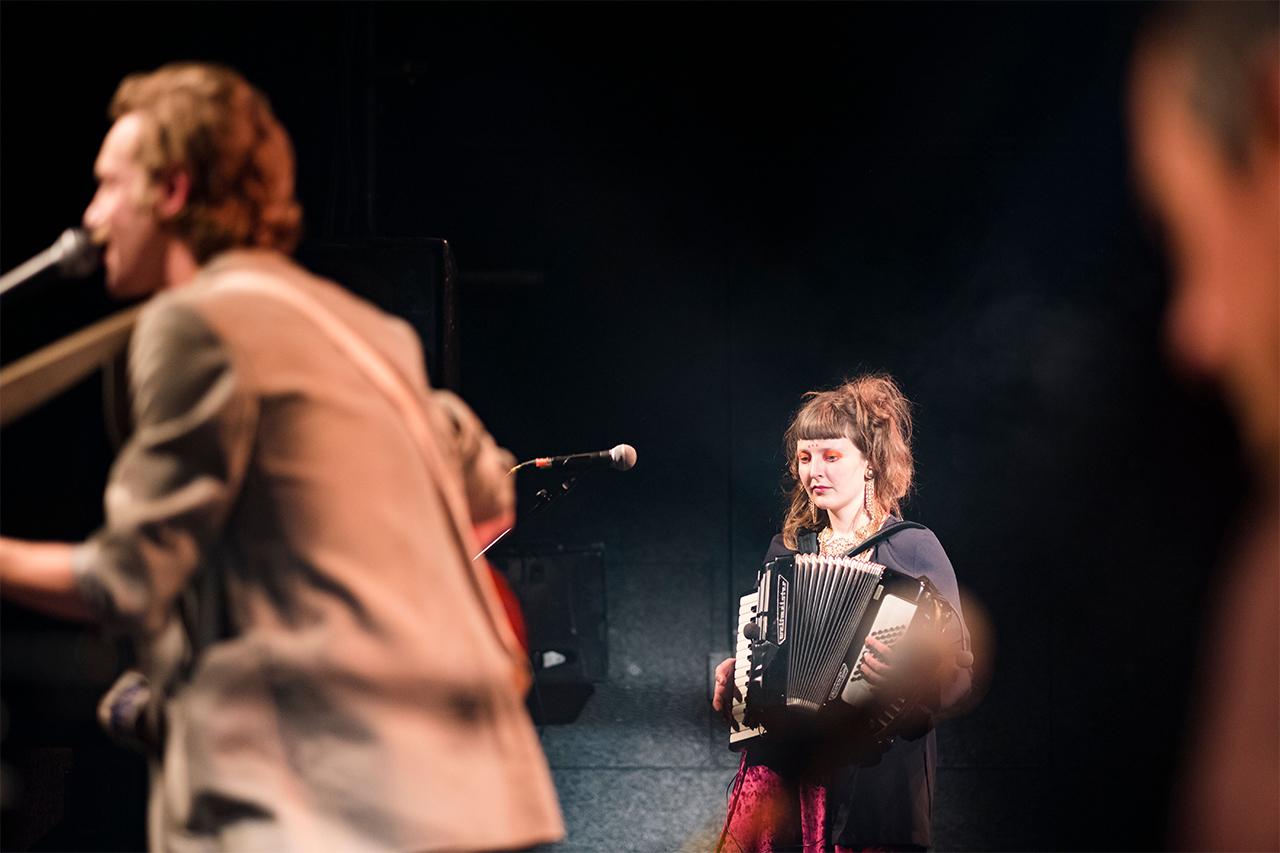 Voodoo Jürgens und die Ansa Panier in der Arena Wien