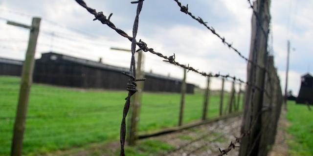 Vernichtungslager Majdanek in Polen