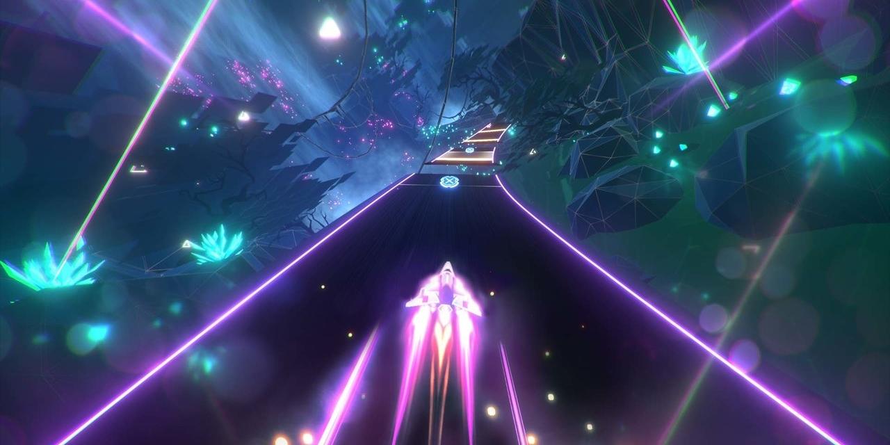 """Screenshot von """"Avicii Invector"""""""
