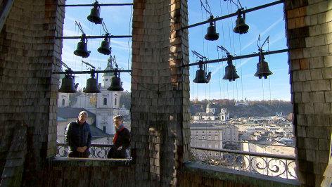 Aus dem Rahmen  Advent in Salzburg
