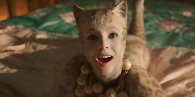 """Szenenbild aus """"Cats"""""""