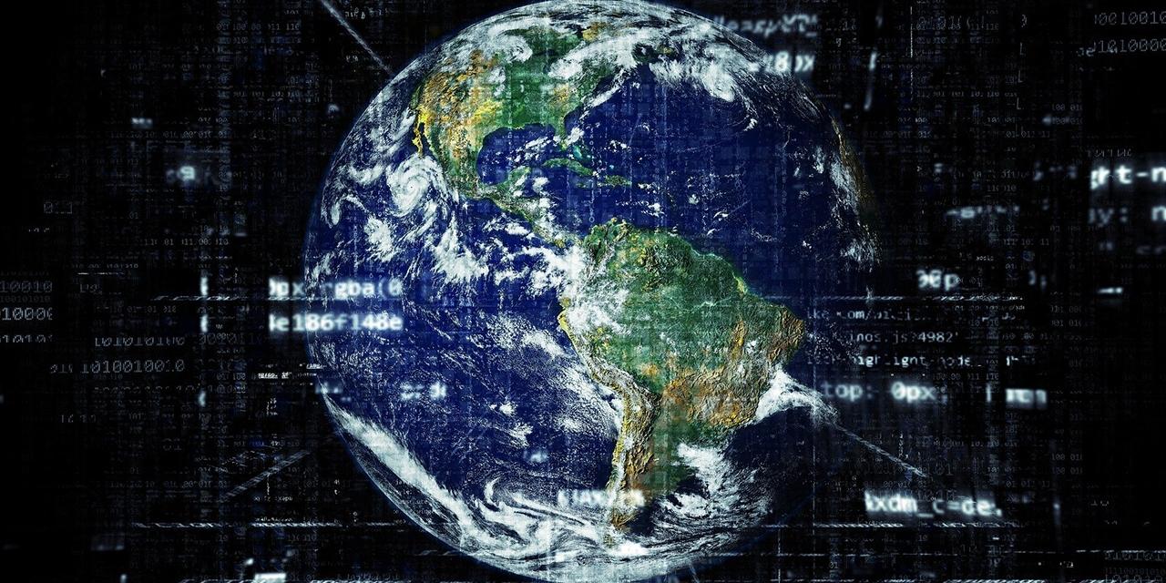 Die Welt und das Internet