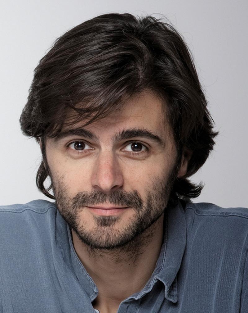 Porträtfoto von Juan Moreno