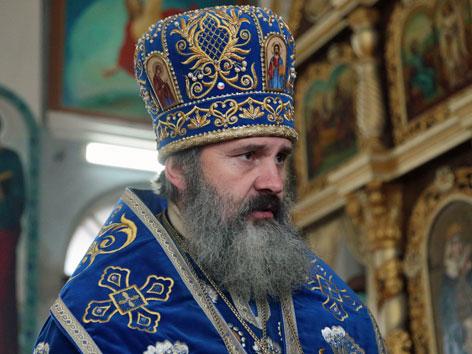Der Erzbischof der Krim, Pater Kliment