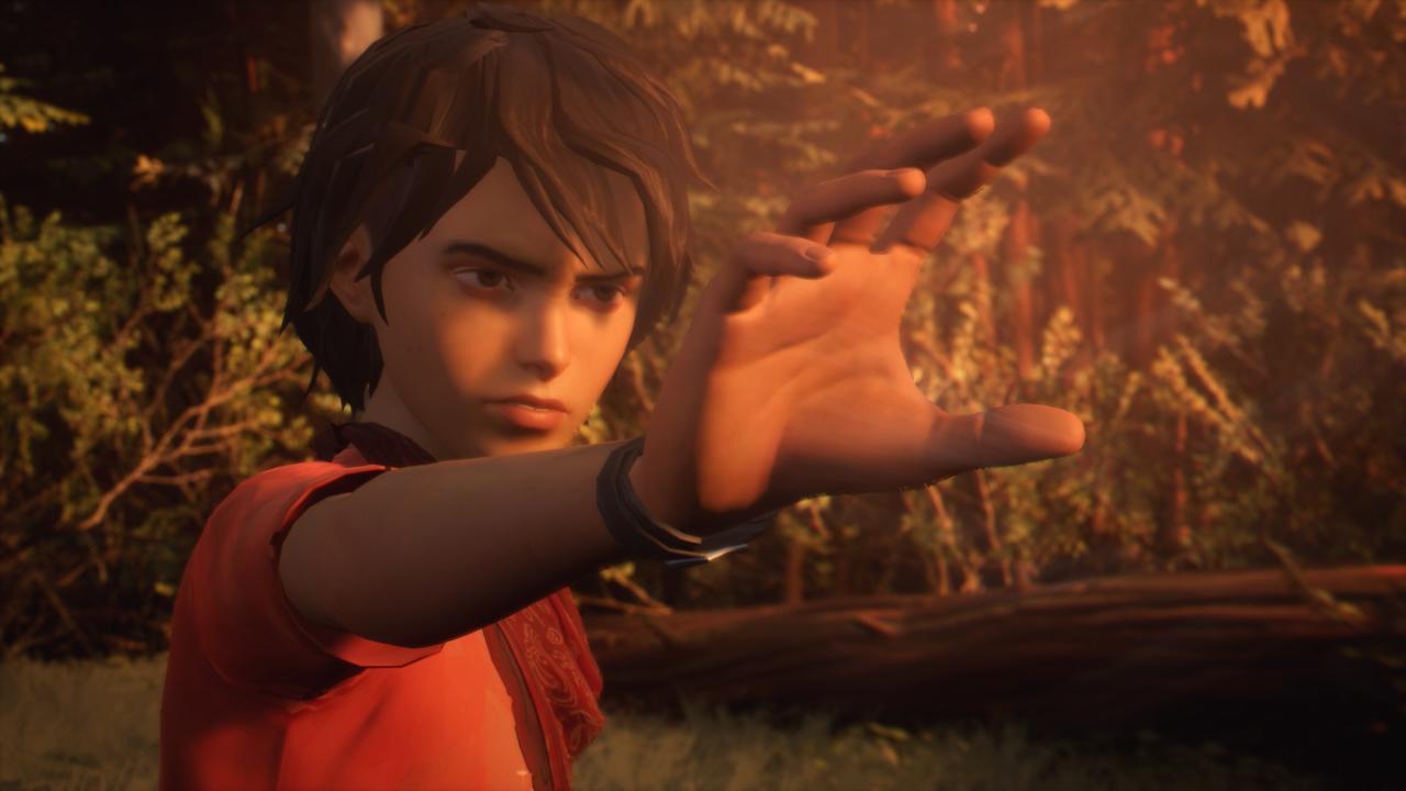 Screenshot des Spiels Life is Strange 2