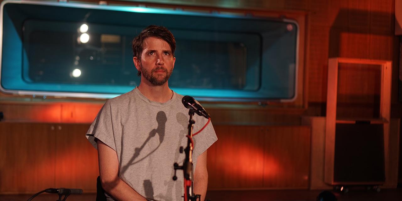 Owen Pallett bei einer FM4 Acoustic Session