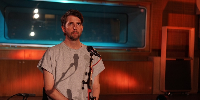Owen Pallett bei einer FM4 Acoustic Session