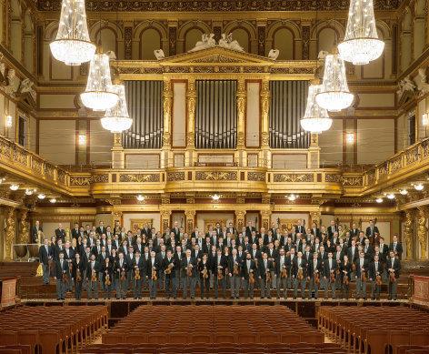 Aus dem Goldenen Saal: 150 Jahre Wiener Musikverein