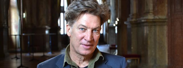 """Tobias Moretti, spielt im Kinofilm """"A hidden life"""" Pfarrer von St. Radegund: Josef Karobath"""