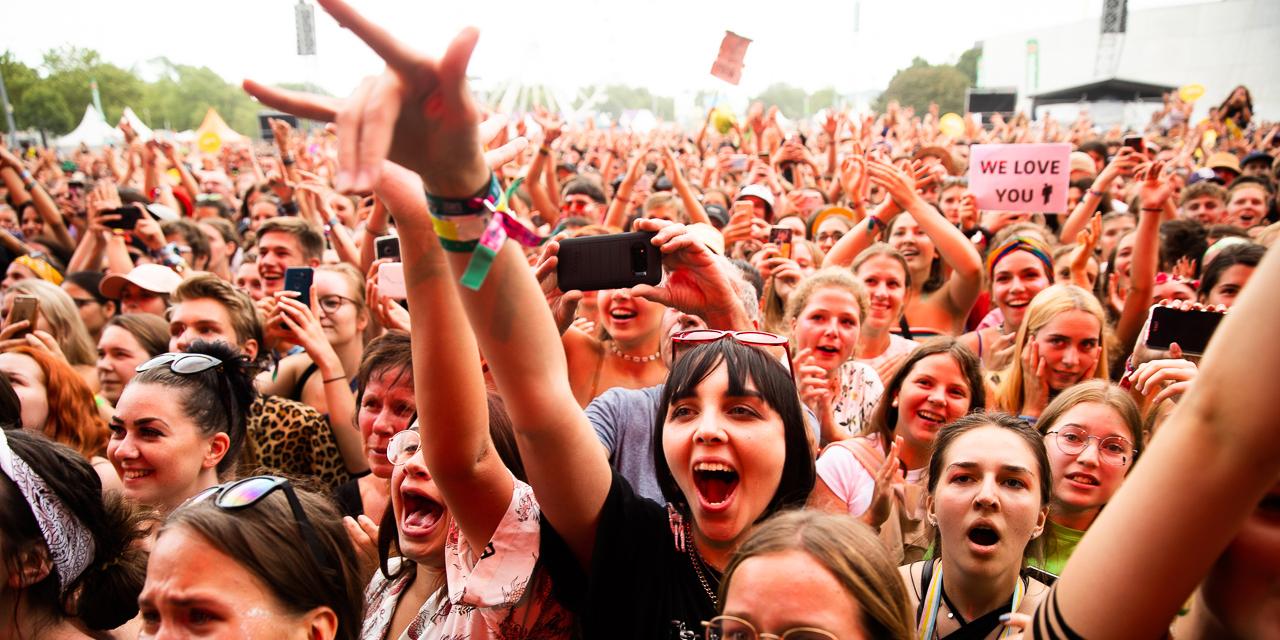 Publikum am Frequency Festival 2019