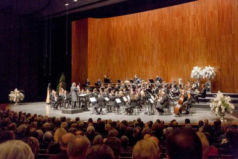 Aus dem Großen Festspielhaus: Das Dreikönigskonzert aus Salzburg