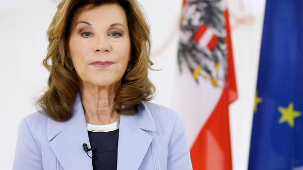 Abschiedsrede Brigitte Bierlein
