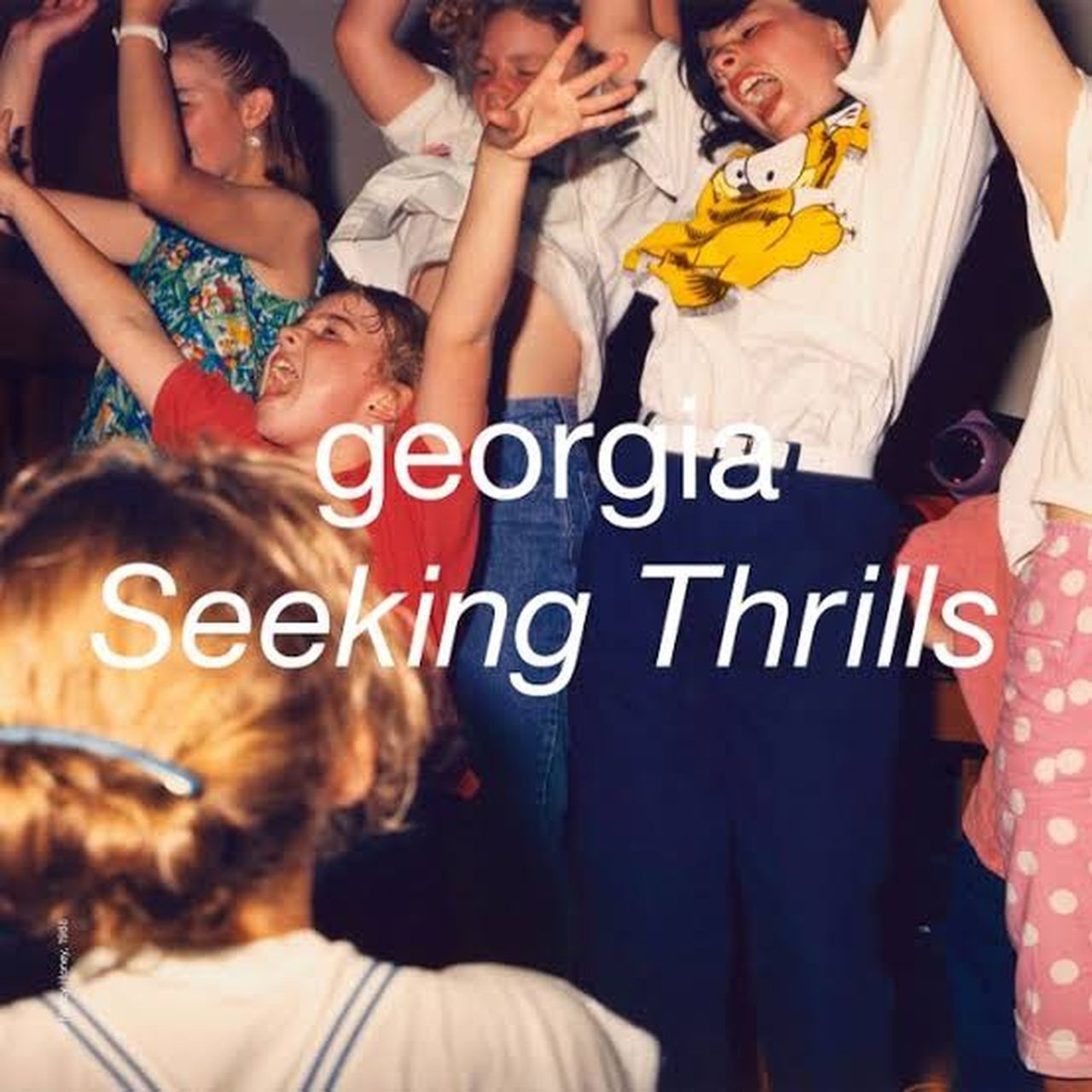 "Cover - Georgia ""Seeking Thrills"""