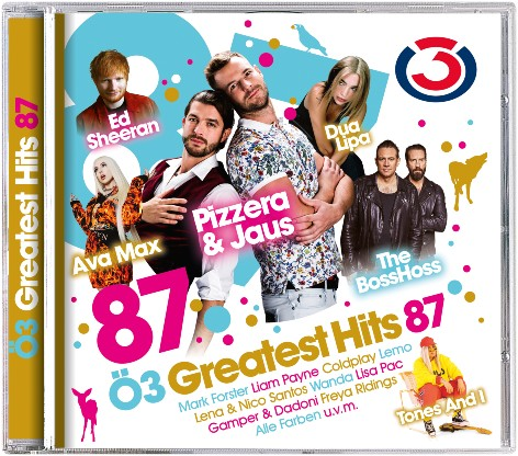 "Die ""Ö3-Greatest Hits Vol. 87"""