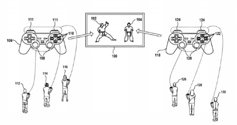 Patent für PS5 Shared Play