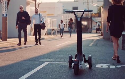 Segway Roboscooter T60