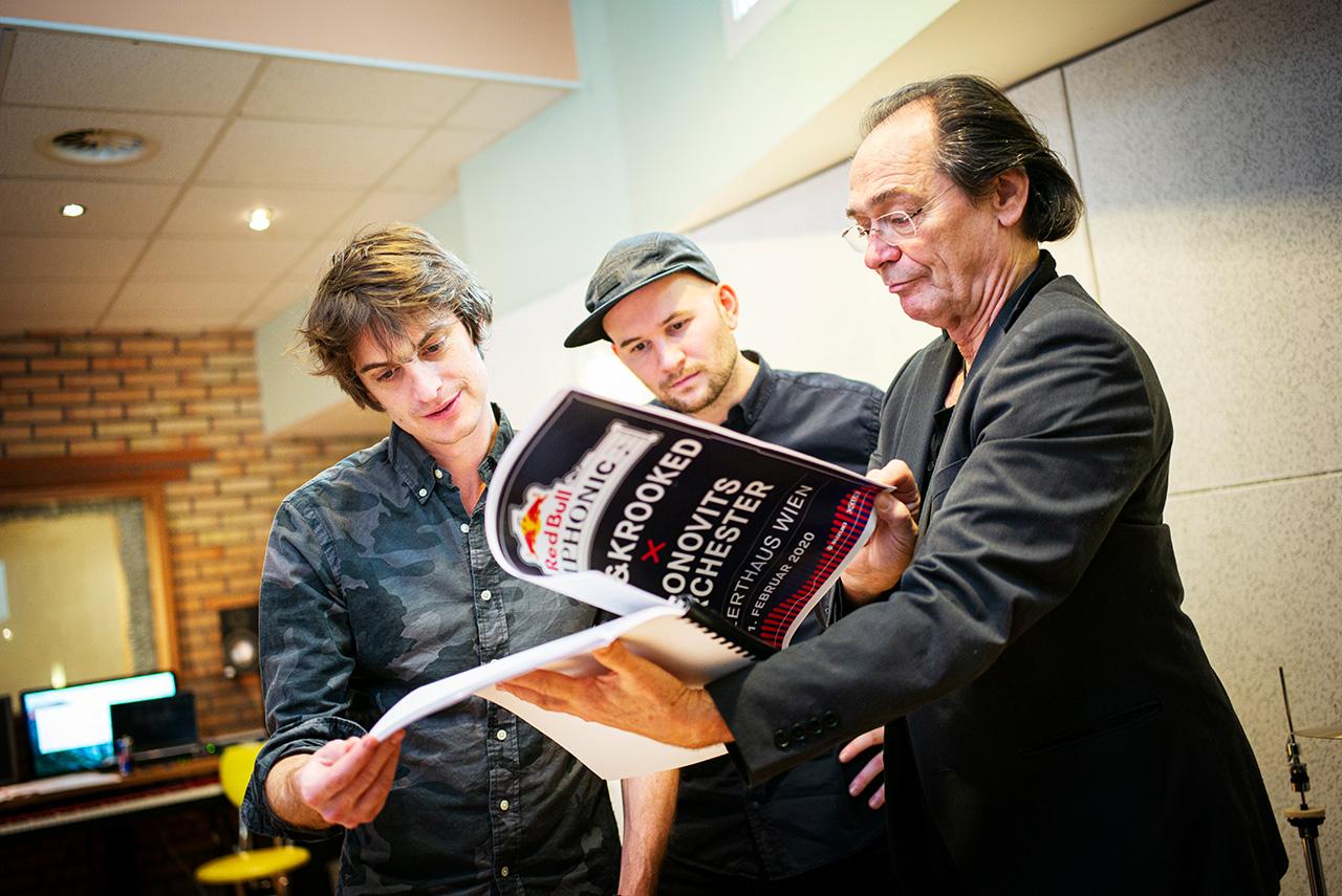 Christian Kolonovits, Camo & Krooked