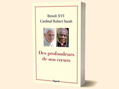"""Buchcover von """"Des profondeurs de nos coeurs"""""""