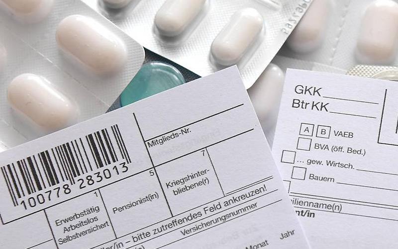 Medikamente und Rezepte