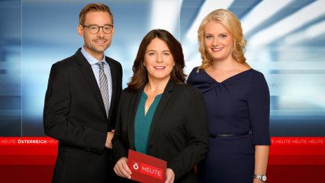 Österreich heute  moderationsteam