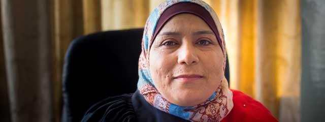 Die engagierte Juristin Kholoud Al-Faqih setzte sich gegen alle Widerstände durch, um zur Richterprüfung zugelassen zu werden
