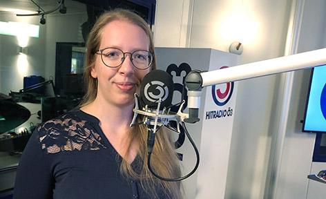 Ö3-Hörerin Tanja