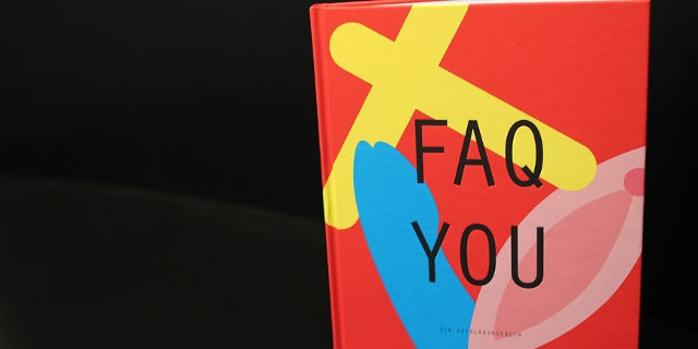 cover FAQ YOU - Ein Aufklärungsbuch