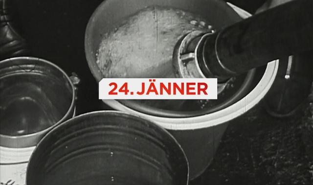 Kalenderblick am 24. Jänner