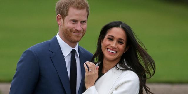 Prince Harry und Meghan Markle