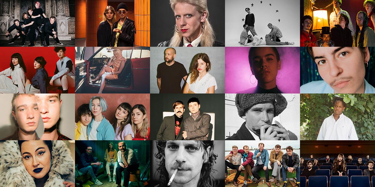 Die Nominierten zum FM4 Award beim Amadeus
