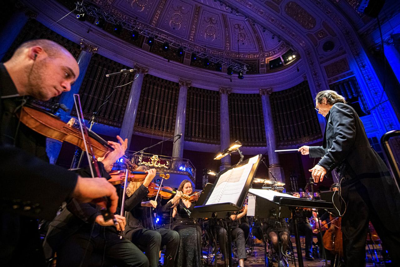Camo & Krooked im Wiener Konzerthaus