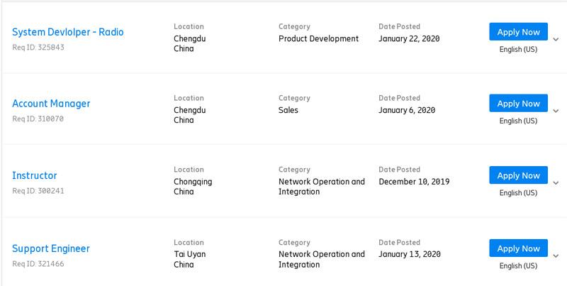 Ericsson Zentrale und Jobausschreibungen