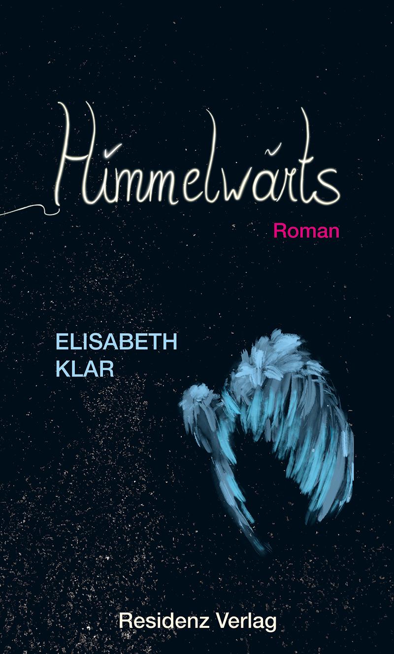 """Buchcover """"himmelwärts"""""""