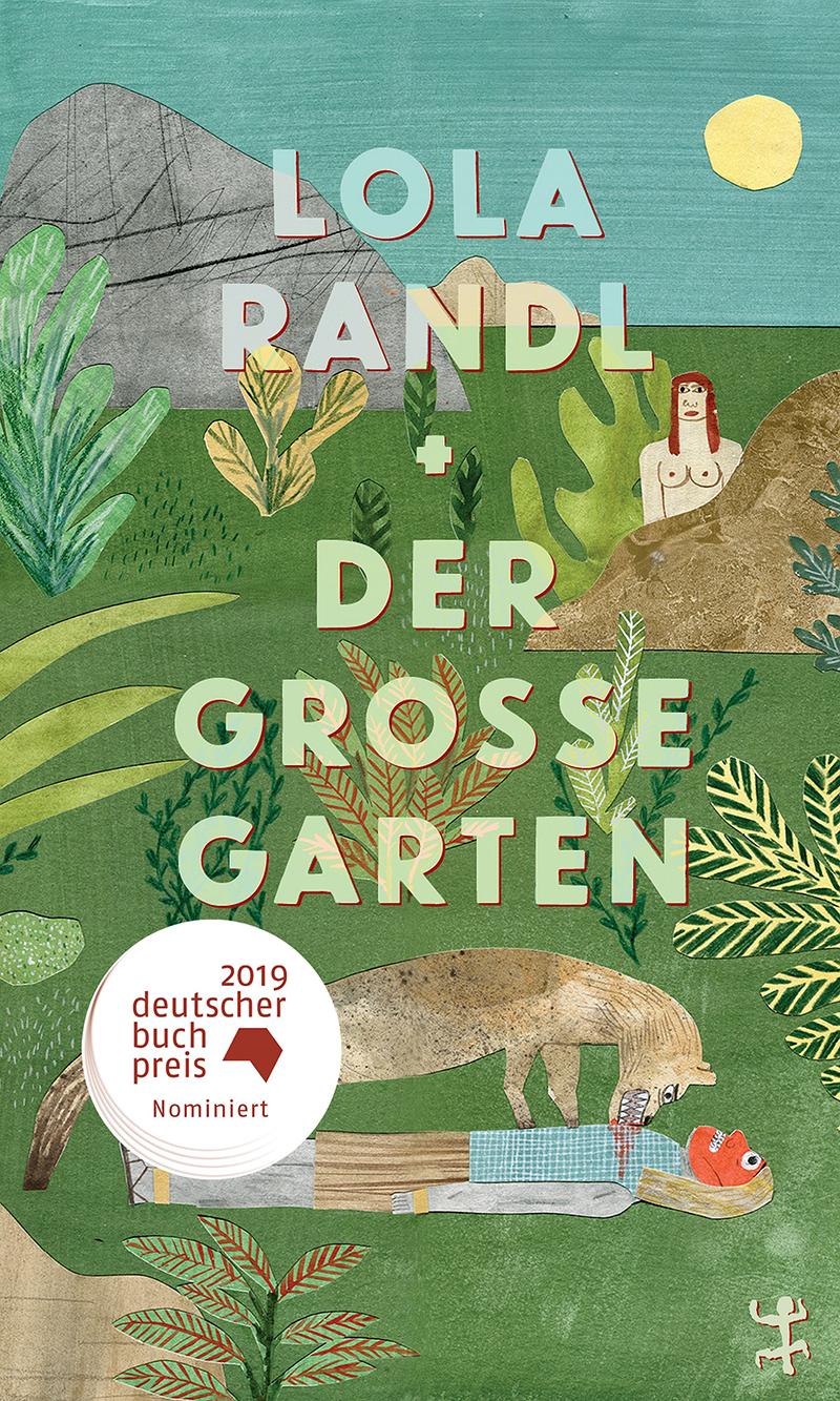 """Buchcover """"Der große Garten"""""""