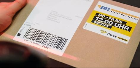 EMS-Paket
