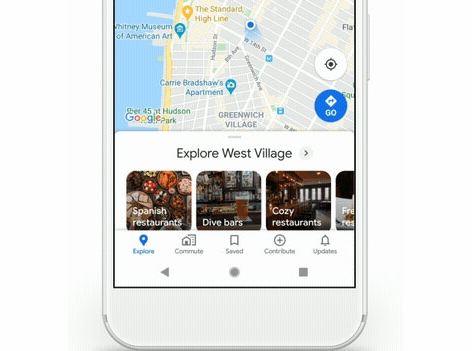 Happy Birthday: Google Maps wird 15 - neues Design