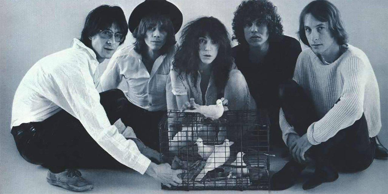 Patti Smith Band
