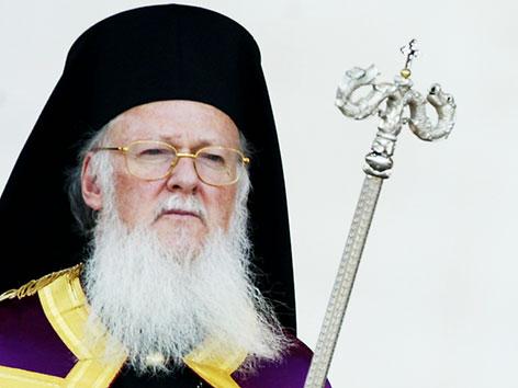 Der Ökumenische Patriarch Bartholomaios