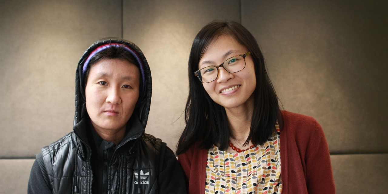 Weina Zhao & Pete Prison IV