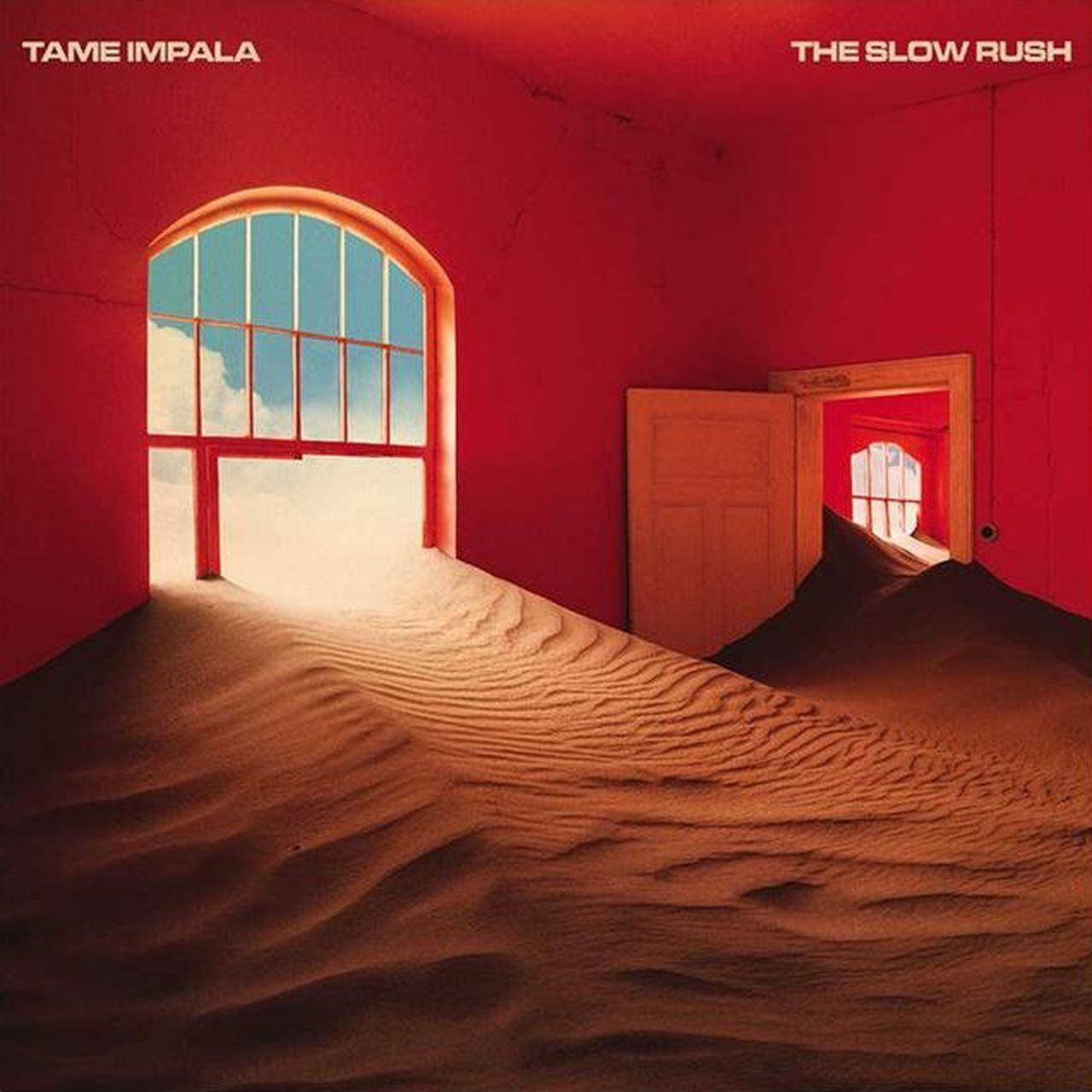 "Cover ""The Slow Rush"" - Tame Impala"