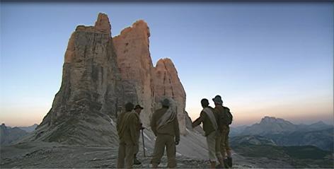 Südtirol berge und traditionen
