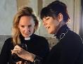 Baptistenpfarrerin Mira Ungewitter und die Designerin Maria Sjödin