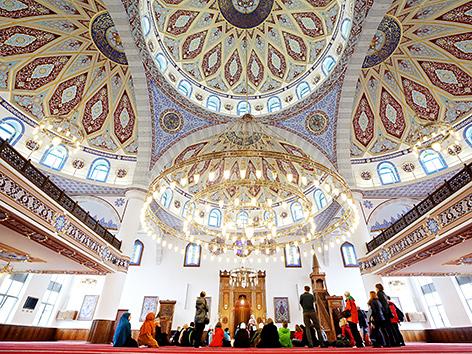 Moschee in Duisburg-Marxloh