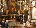 Stephansdom innen, Altar