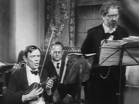 Valentinaden: So ein Theater    Originaltitel: So ein Theater - Karl Valentin Regie: Carl Lamac. Deutschland, 1934